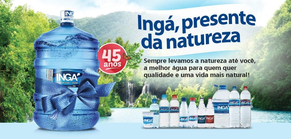45 years Ingá